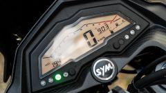 Sym NH T 125 vista schermo LCD