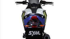 Sym NH-Trazer 200: la piccola enduro stradale a EICMA 2017 - Immagine: 18