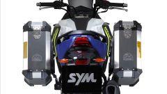 Sym NH-Trazer 200: la piccola enduro stradale a EICMA 2017 - Immagine: 19