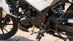 Sym NH-X 125 amortizzatore posteriore