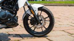 Sym NH-X 125 cerchio anteriore