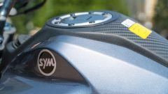 Sym NH-X 125 serbatoio