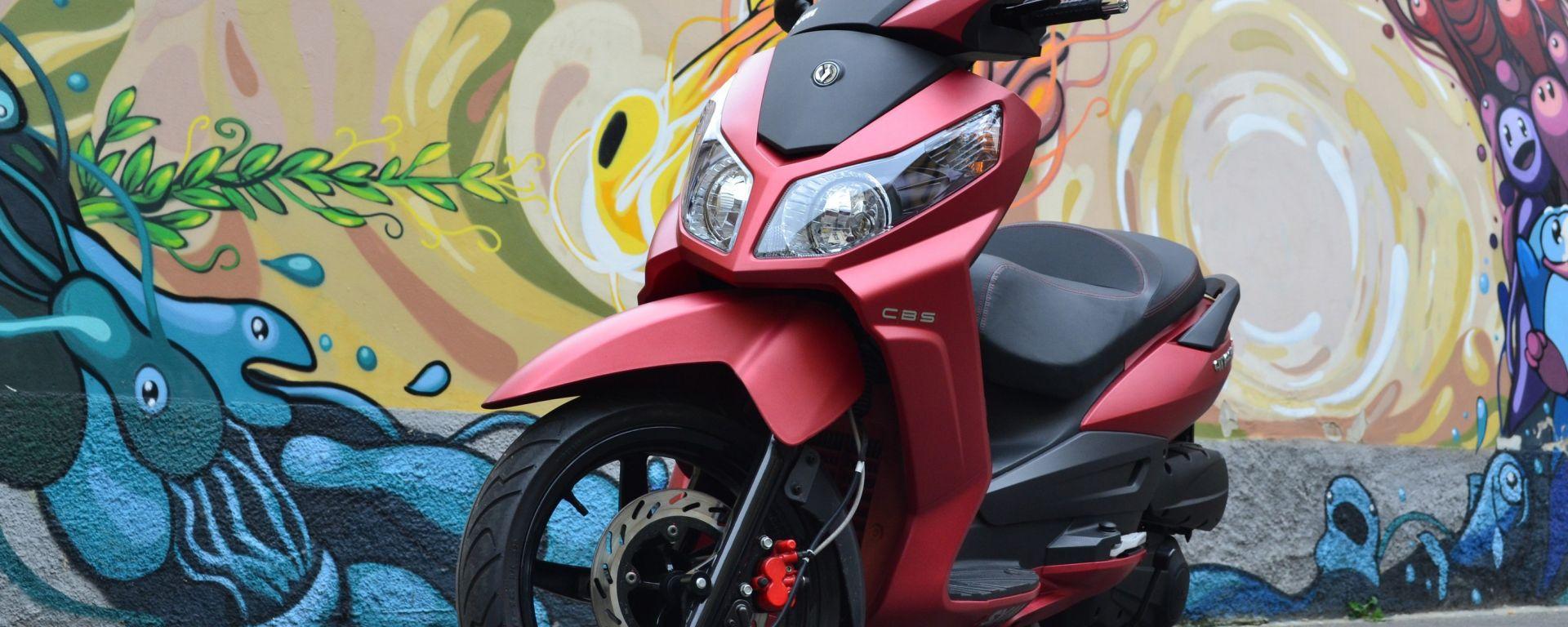 SYM: promozioni su tutta la gamma scooter