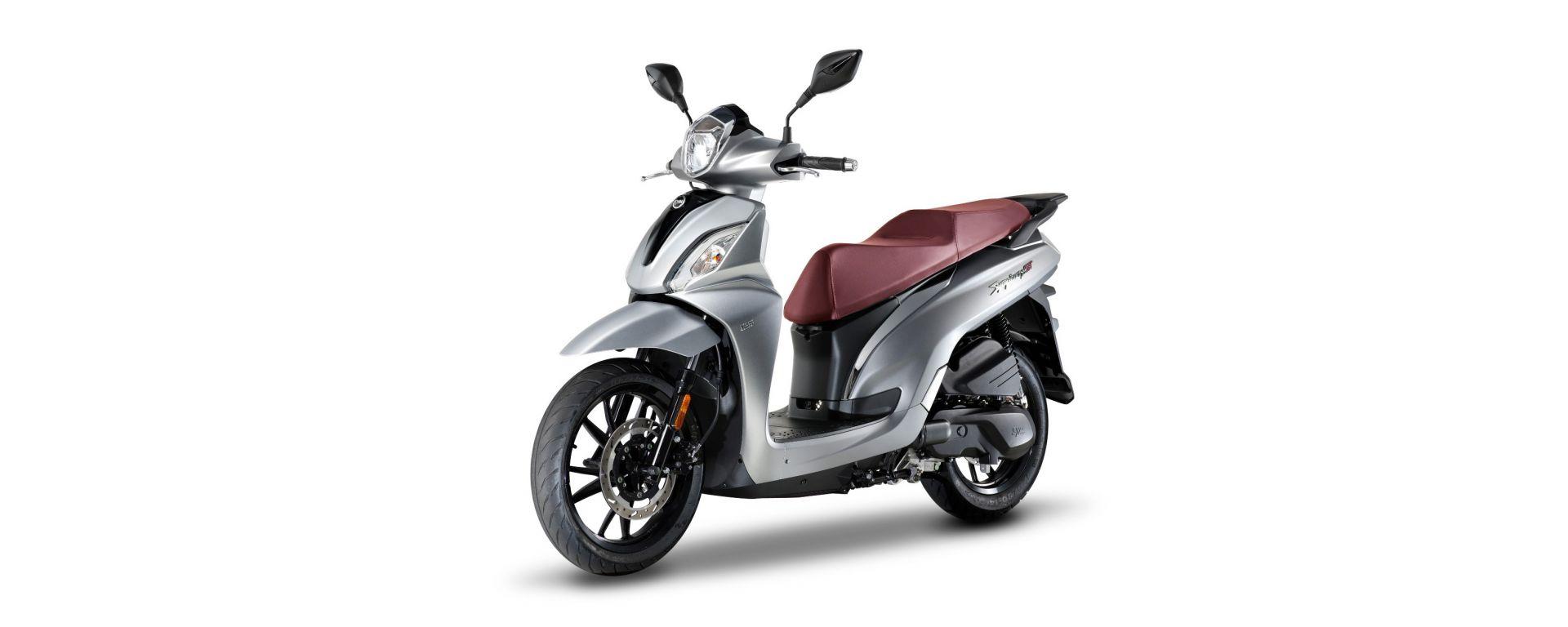 Sym Symphony ST: ecco come il nuovo ruote alte attacca Honda SH