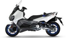 SYM Maxsym TL1: il nuovo scooterone che sfida il T-max [VIDEO] - Immagine: 16