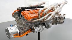 T.50 Gordon Murray: il V12 simula a Le Mans e che rumore!