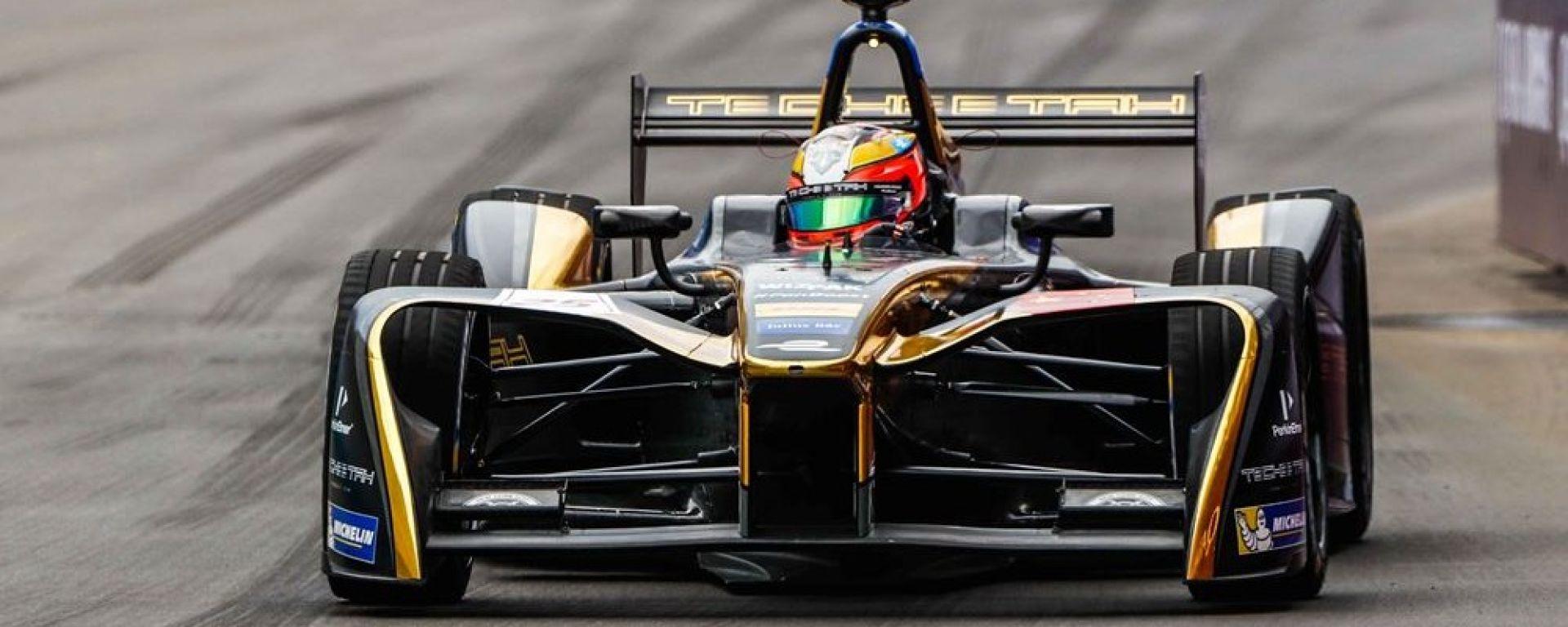 Tacheetah conquista la prima doppietta di un team per la Formula E