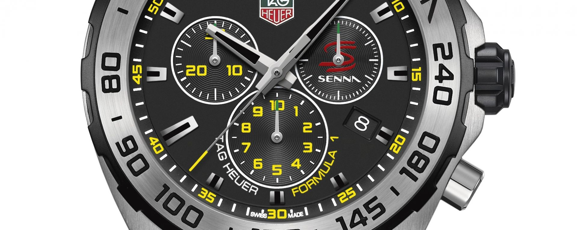 TAG Heuer Senna Special Edition
