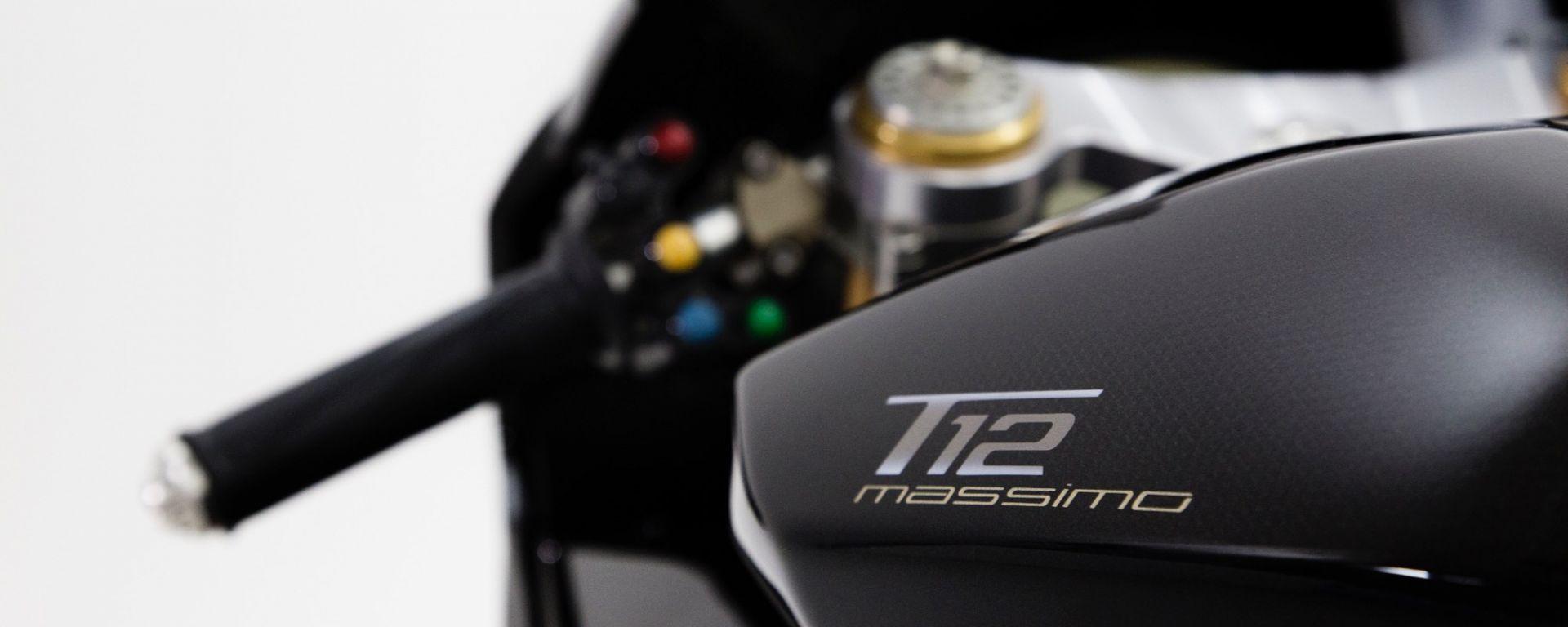 Tamburini T12 Massimo, l'ultimo capolavoro