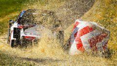 WRC 2018, Rally di Germania: Tanak conquista lo shakedown con la Toyota Yaris