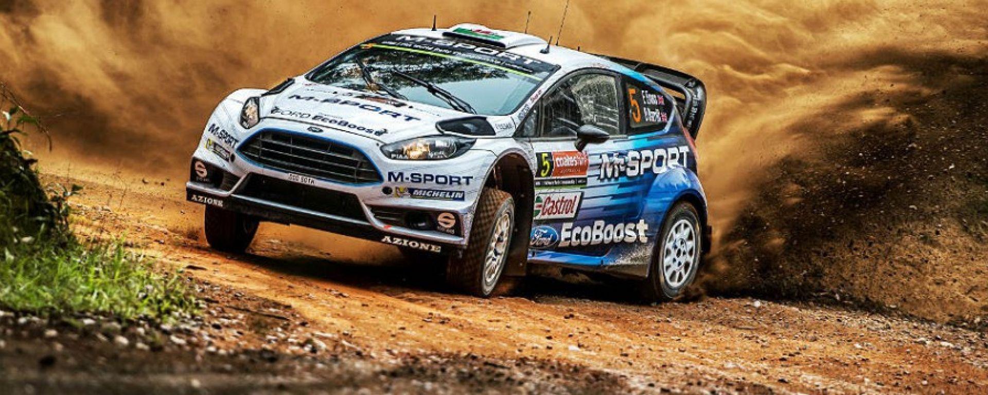 WRC 2016 Rally d'Australia