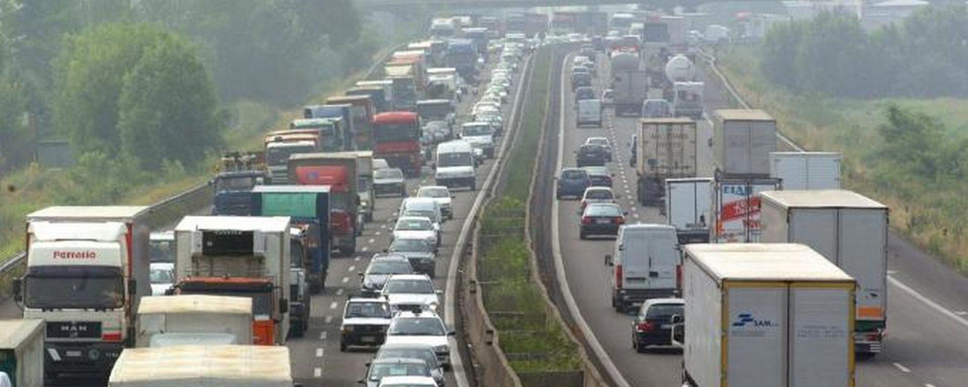 Tangenziale Est di Milano, la strada più pericolosa d'Italia