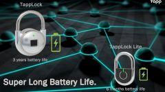 Tapplock: il primo lucchetto a impronte digitali - Immagine: 4