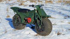 Tarus 2x2: la moto che si arrampica ovunque - Immagine: 4