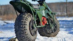 Tarus 2x2: la moto che si arrampica ovunque - Immagine: 5