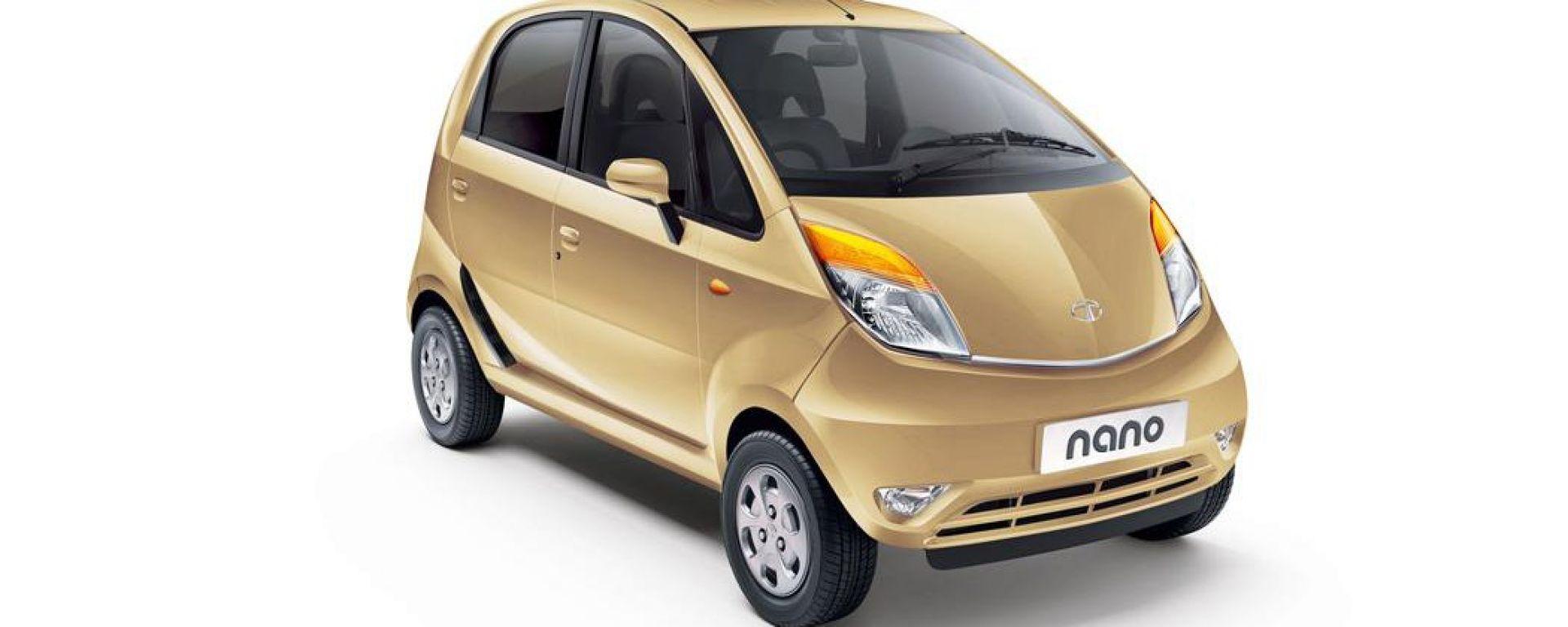 Tata Nano 2014