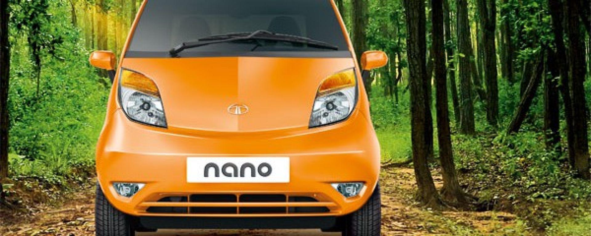 Tata Nano: novità sotto il cofano