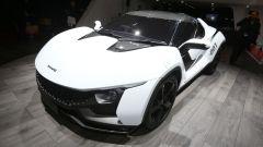 Tata Tamo Racemo: la coupé sportiva monta un 1.2 3 cilindri da 190 cv