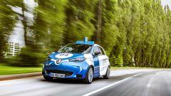 Taxi a guida autonoma Renault: via ai primi test pubblici