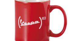 Tazza Vespa RED, regalo semplice a scopo benefico