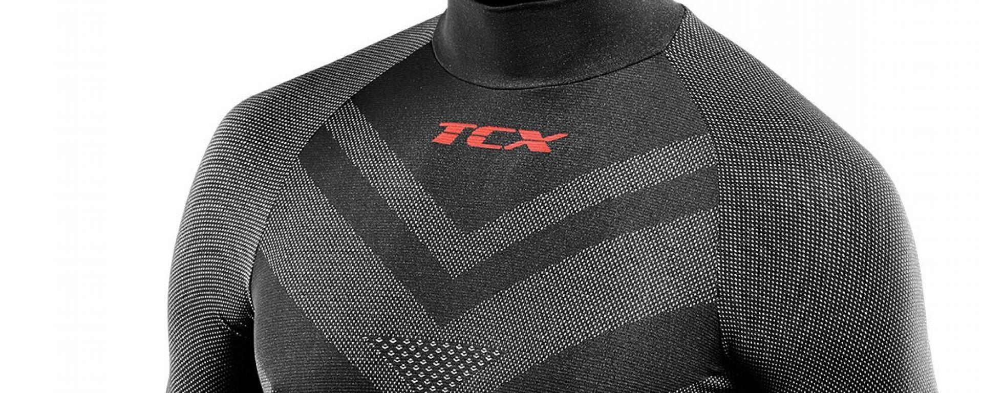TCX base layers, l'intimo tecnico per motociclisti