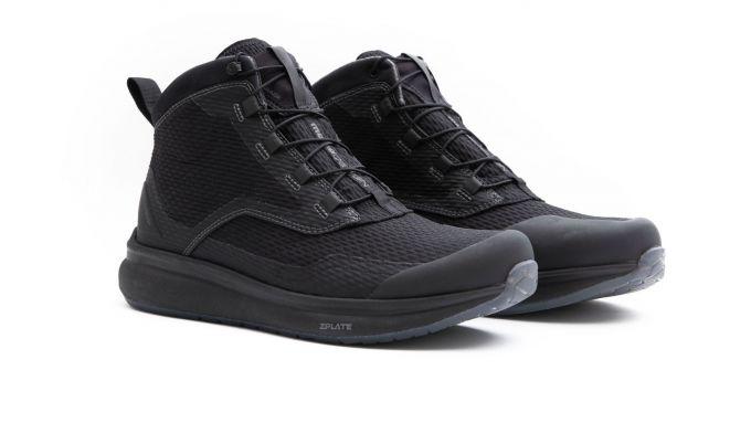 TCX Firegun 3 WP, sneaker tecnica realizzata con Momodesign