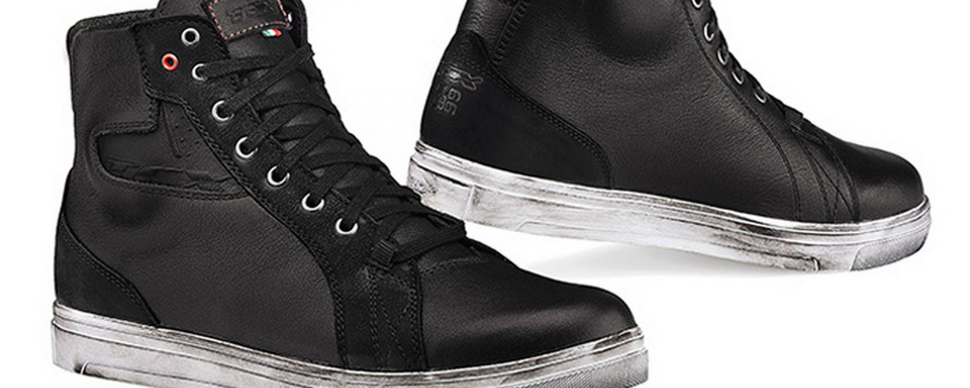 TCX Street Ace: le nuove sneakers stilose e protettive