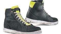 TCX STREET ACE WP light black e yellow fluo, modello da uomo