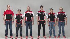 TEAM ARUBA.IT - RACING DUCATI 2017 La squadra