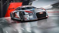 Team Audi Sport Italia, Audi R8 LMS - Campionato Italiano GT