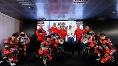 SBK 2018: presentato il team Aruba.it Racing Ducati 2018