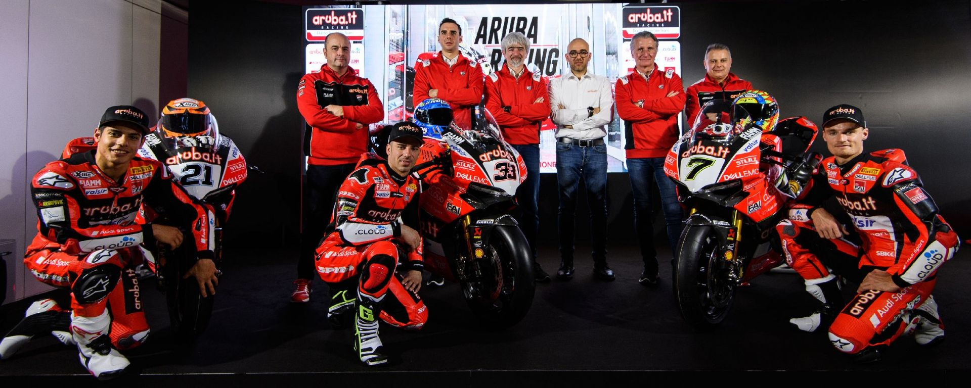 team ducati aruba 2018 superbike