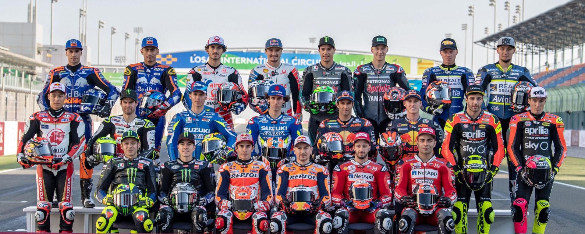 Team e piloti Motogp 2019: la lista completa