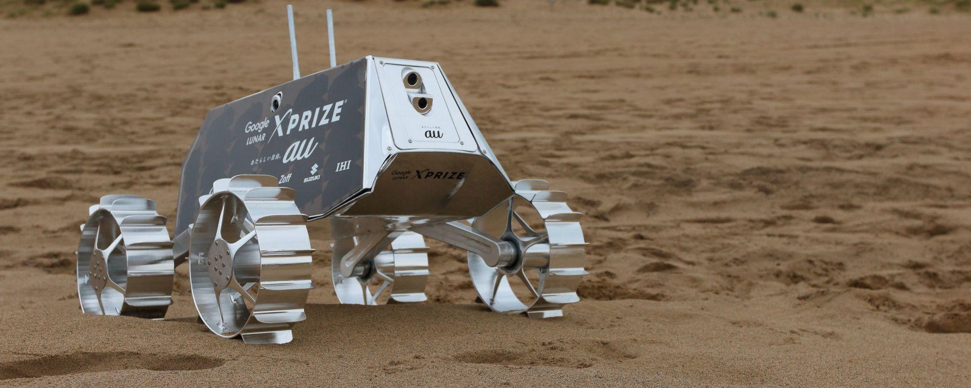Team Hakuto Suzuki: il rover Moonraker