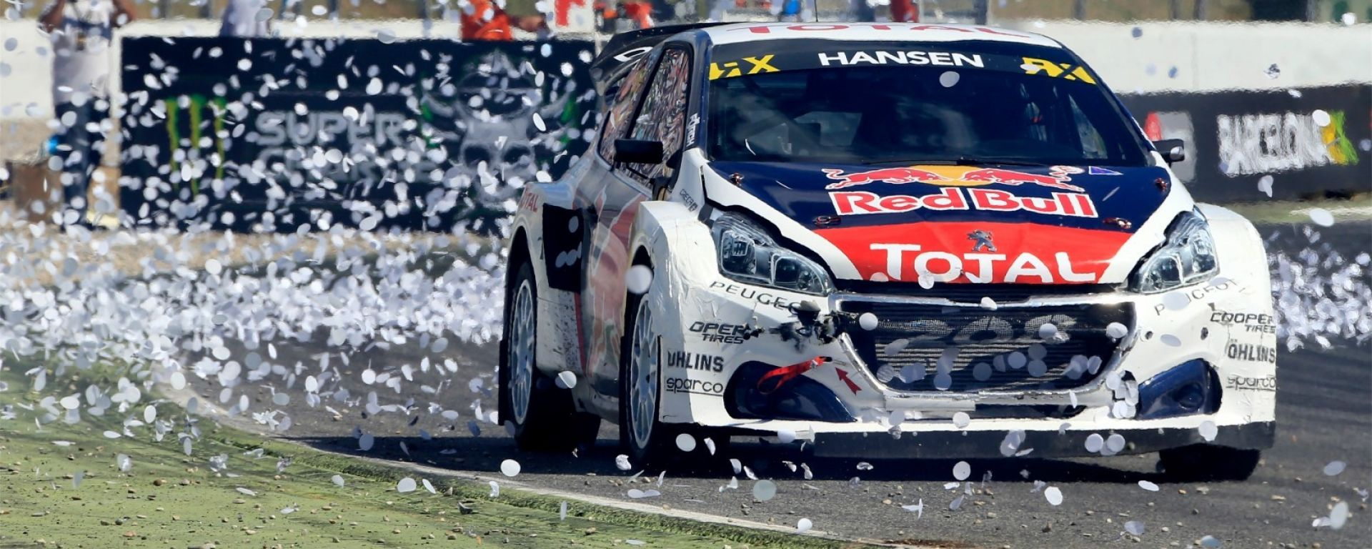 Team Hansen - Peugeot Sport