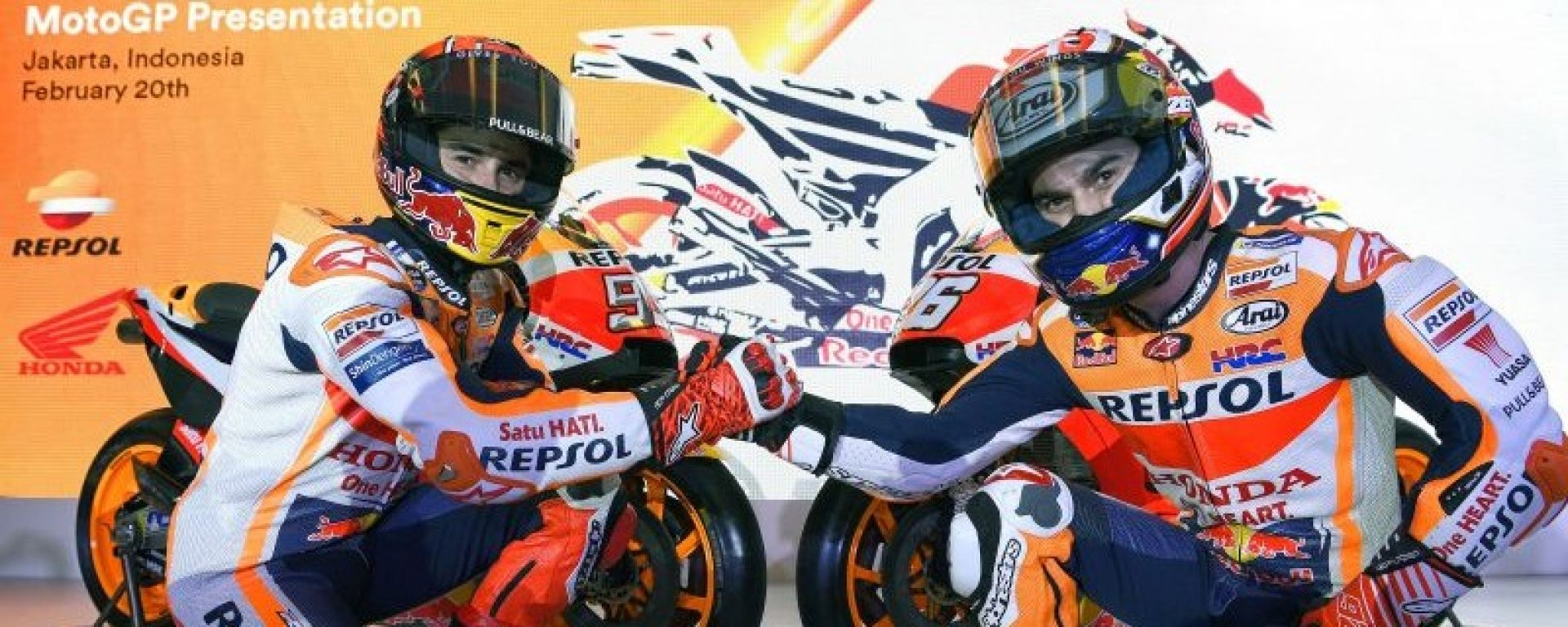 Team Honda Repsol 2018
