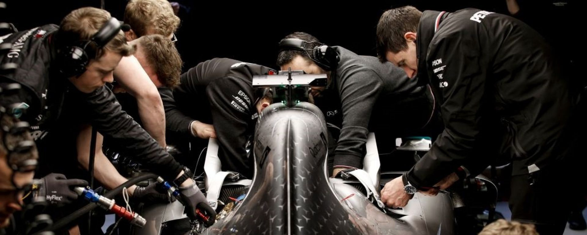 Team Mercedes AMG