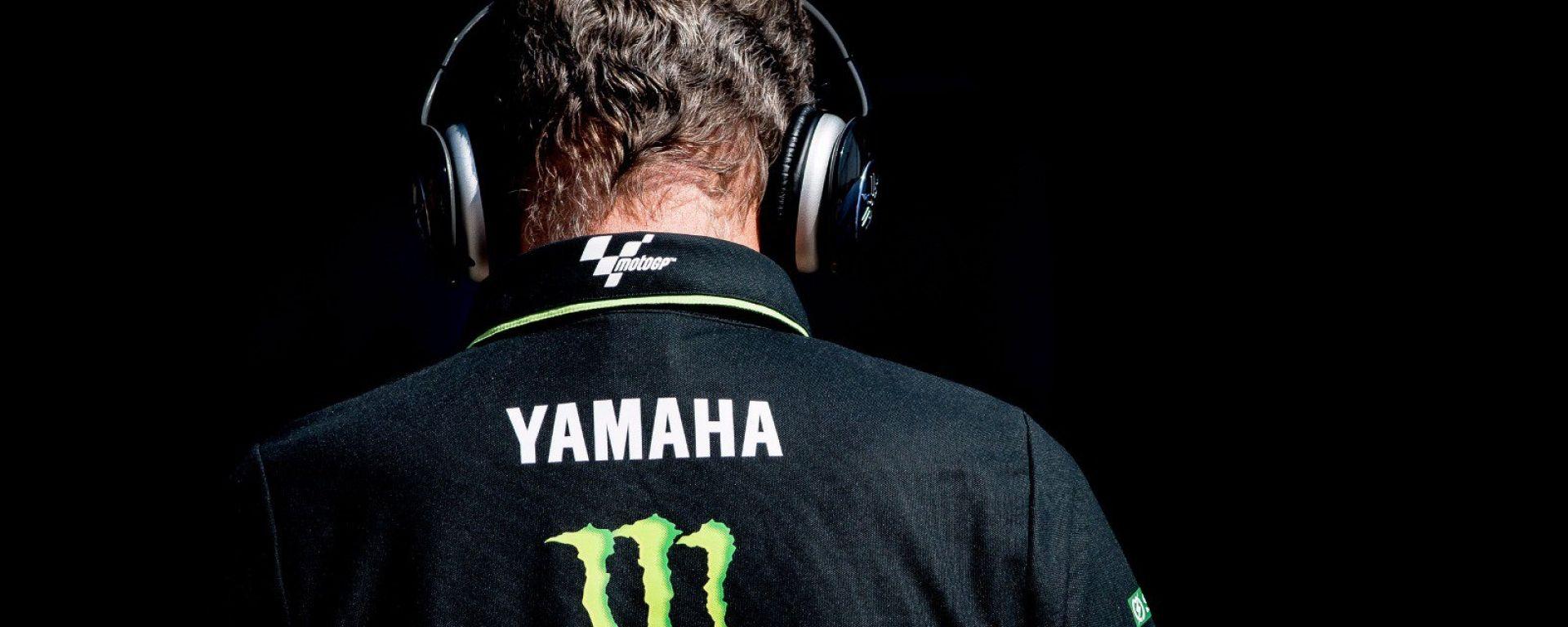 Team Monster Yamaha Tech 3
