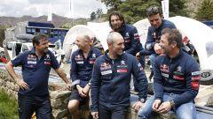 Team Peugeot Sport - Dakar 2017