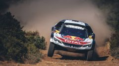 Team Peugeot Total, 3008 DKR Maxi