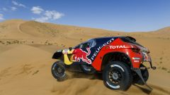 Team Peugeot Total - Silk Way Rally 2016