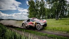 Team Peugeot Total - Silk Way Rally 2017, Giorno 3