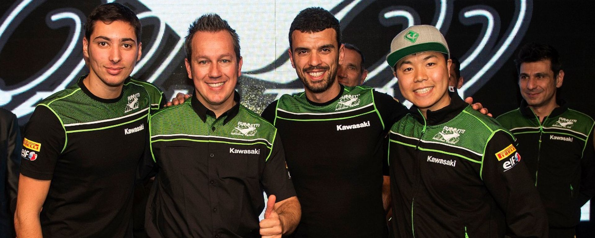Team Puccetti Racing 2018