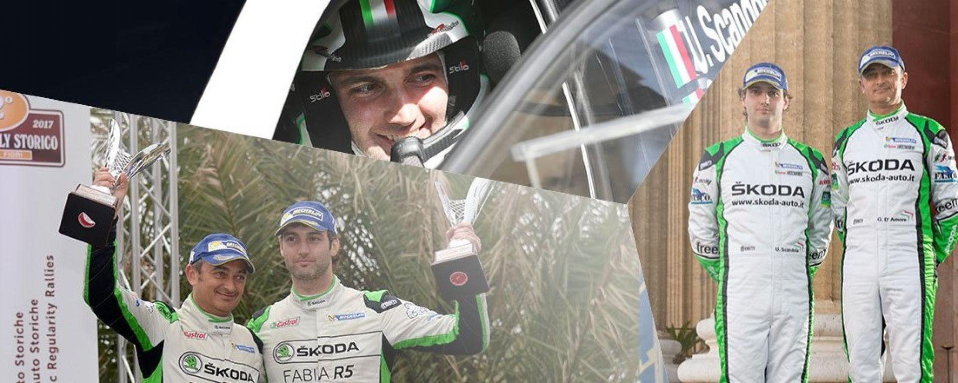 Team Skoda Motorsport Italia al CIR 2018