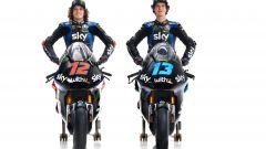 Team Sky Racing VR46 - Marco Bezzecchi e Celestino Vietti
