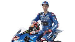 Team Suzuki Ecstar 2021, Alex Rins
