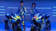 Team Suzuki Ecstar - Alex Rins e Joan Mir