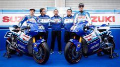 Team Suzuki Ecstar 2016 - Immagine: 1