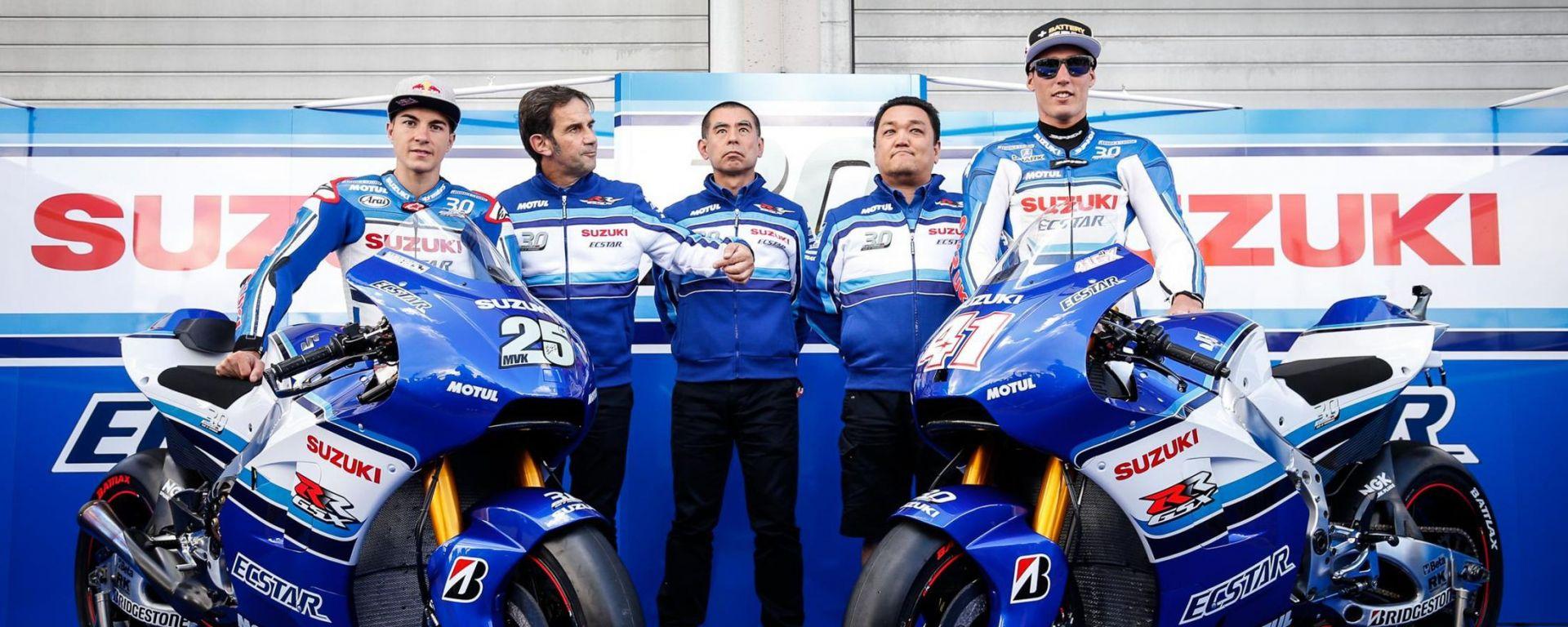 Team Suzuki Ecstar 2016