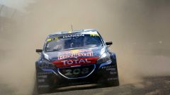 Team Total Peugeot 208 - RD Loehac